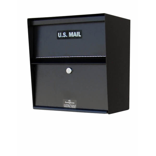 Jayco Industries Horizontal Wall Mount Letter Locker