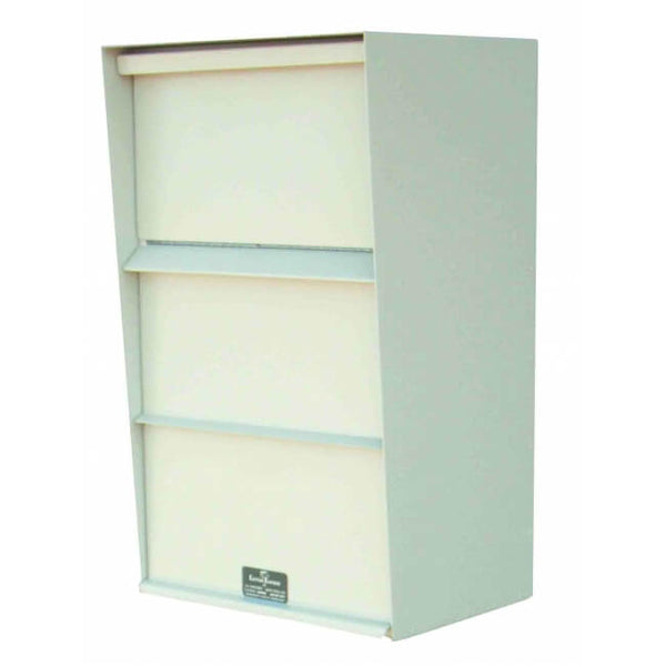 Jayco Industries Large Vertical Wall Mount Letter Locker