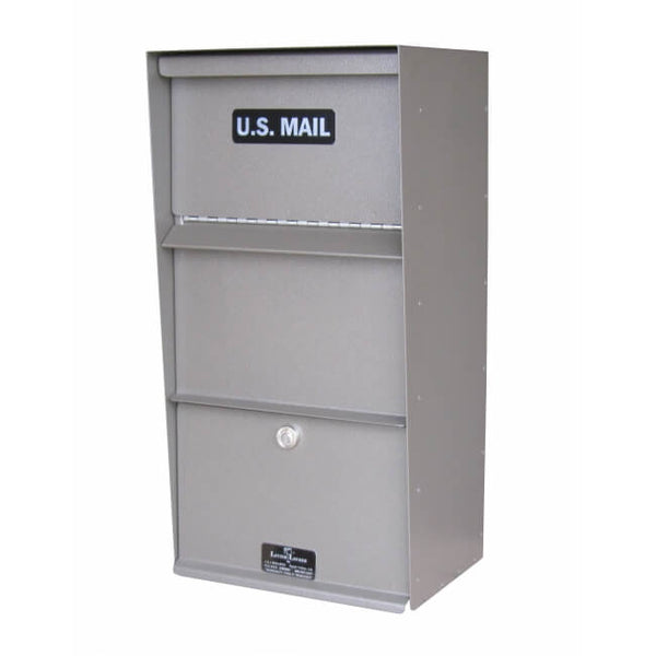 Jayco Industries Vertical Wall Mount Letter Locker