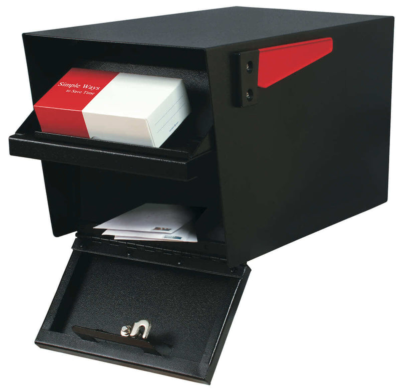 Mail Boss Mail Manager PRO Locking High-Security Mailbox
