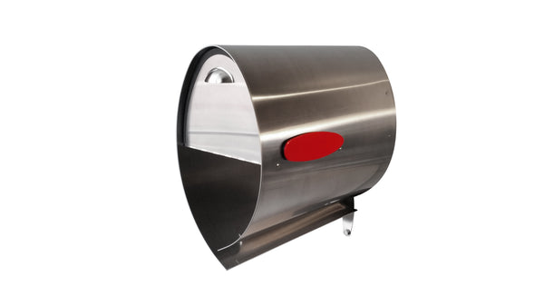 Spira Unique Post Mount Mailbox - Large - MailboxEmpire