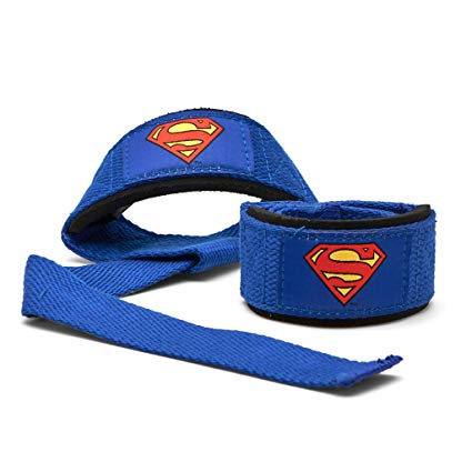 PerfectShaker Performa Superman Lifting Straps - ExtremeNutritionSA