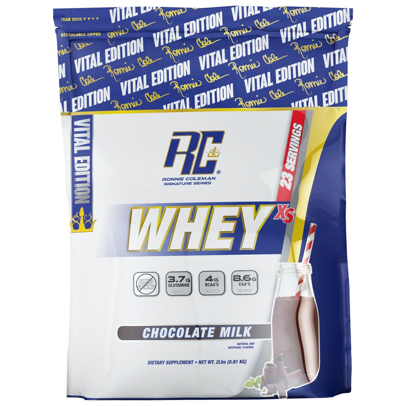 Ronnie Coleman Signature Series Whey Protein - ExtremeNutritionSA