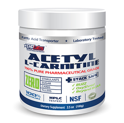 EHP Labs Acetyl L-Carnitine - ExtremeNutritionSA
