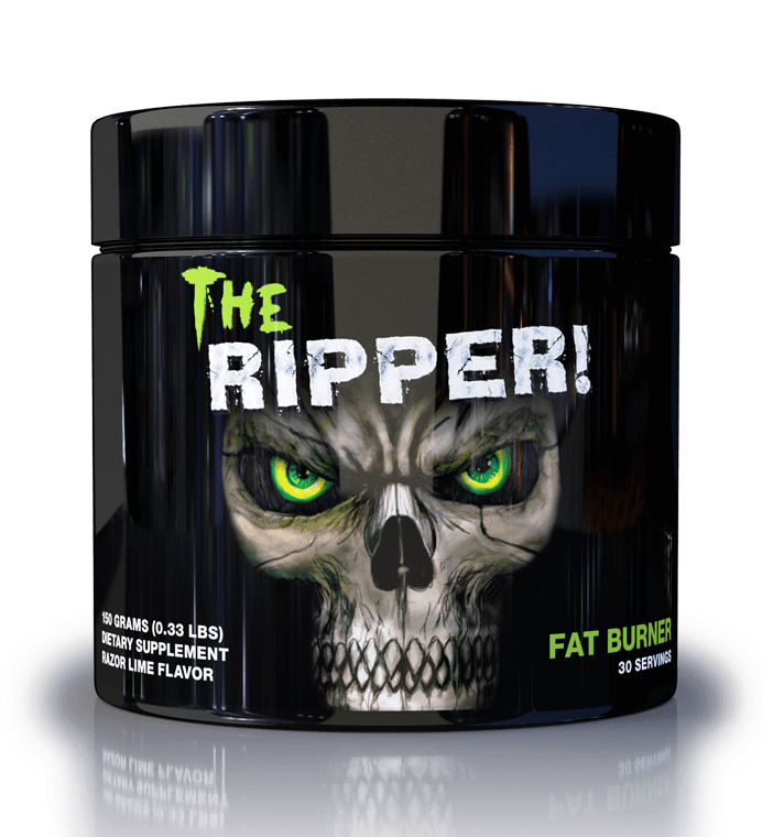 The Ripper Fat Burner - ExtremeNutritionSA