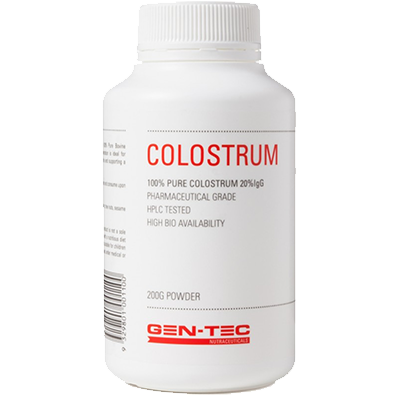 Gen Tec Colostrum - Health Supplement - ExtremeNutritionSA