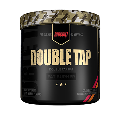 REDCON 1 DOUBLE TAP FAT BURNER - ExtremeNutritionSA