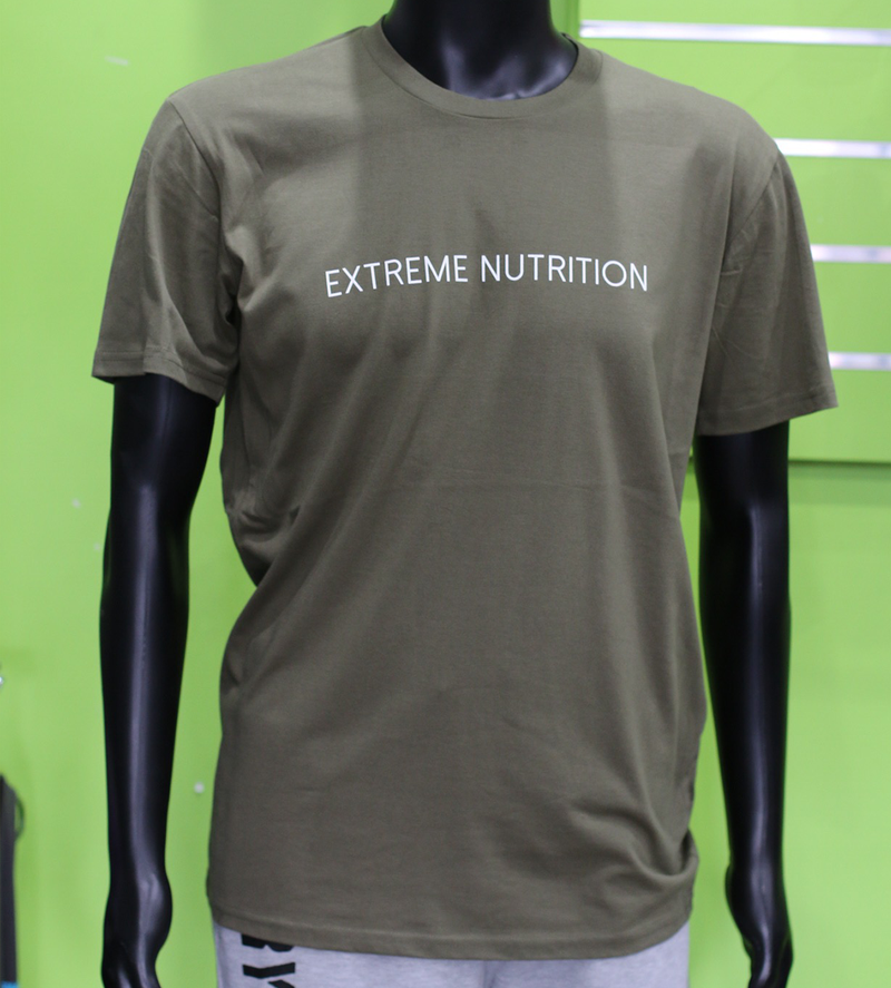 EXTREME STREET TEE ARMY - ExtremeNutritionSA