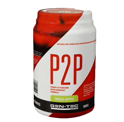 Gen Tec P2P Intra Workout Aminos - ExtremeNutritionSA