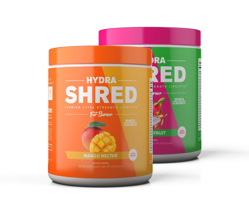 SPARTA NUTRITION HYDRA SHRED COMBO - ExtremeNutritionSA