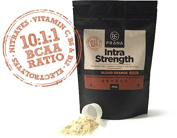Prana Intra Strength Amino Acids - ExtremeNutritionSA