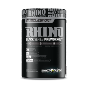 Muscle Sport Rhino BLACK