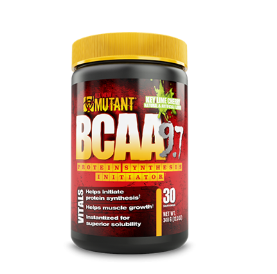 Mutant BCAA 9.7 Amino Acids - ExtremeNutritionSA