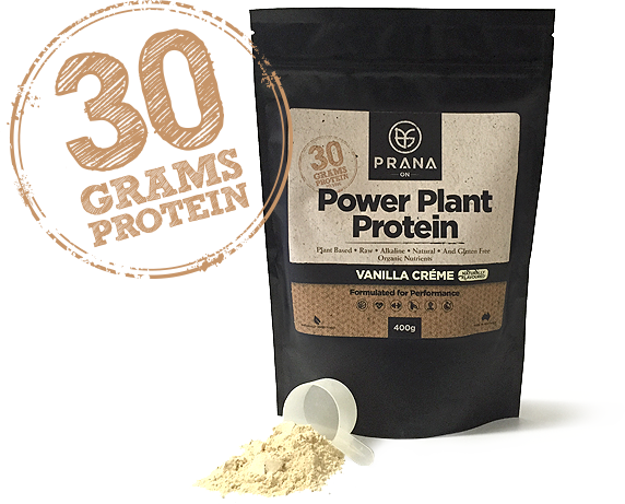 Prana Power Plant Vegan Protein Powder - ExtremeNutritionSA