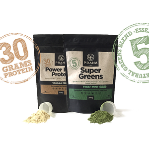 Power Plant Protein & Super Greens Combo