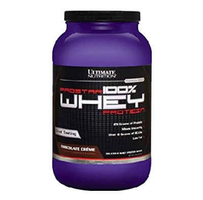 Ultimate Nutrition Prostar 100% Whey 2lbs Protein