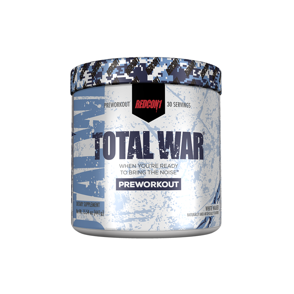 REDCON 1 LIMITED EDITION TOTAL WAR FLAVOUR PRE ORDER NOW (AVAILABLE 8/05) - ExtremeNutritionSA