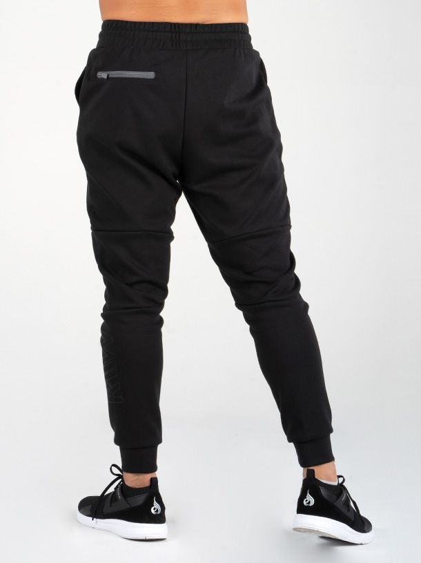 RYDERWEAR EASE TRACK PANTS BLACK - ExtremeNutritionSA