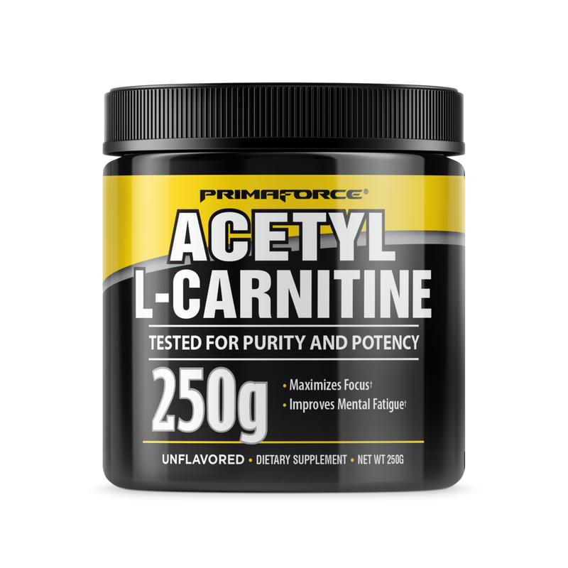 Primaforce Acetyl Lcarnitine - ExtremeNutritionSA