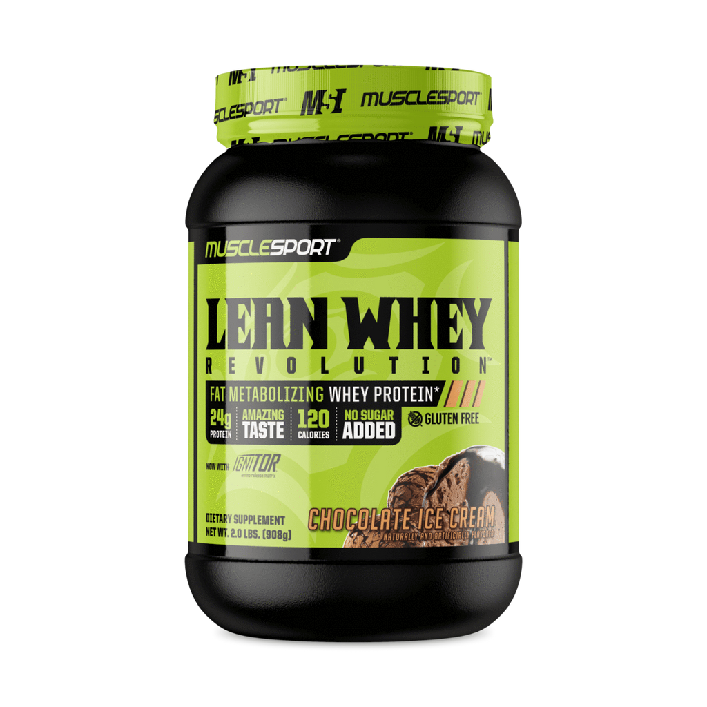 Musclesport Lean Whey - ExtremeNutritionSA