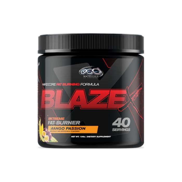OCD NUTRITION BLAZE FAT BURNER - ExtremeNutritionSA