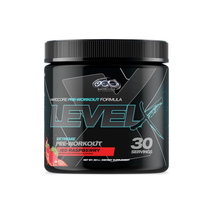 OCD NUTRITION LEVEL X-EXTREME PRE WORKOUT - ExtremeNutritionSA