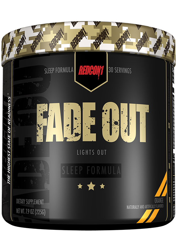 REDCON 1 FADE OUT SLEEP FORMULA - ExtremeNutritionSA