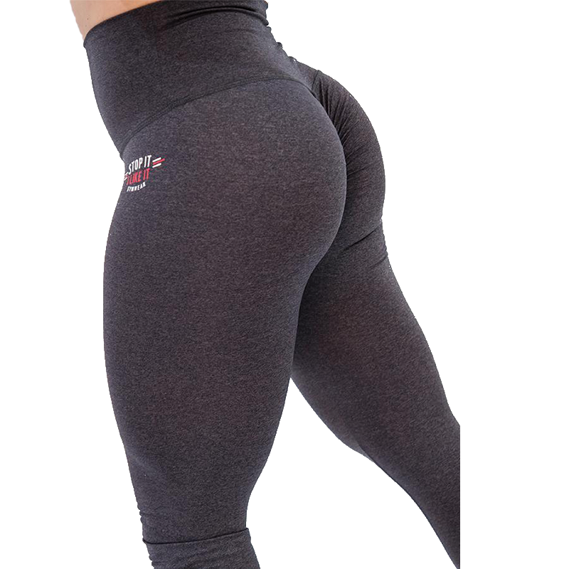 STOP IT I LIKE IT ! MACHIATO SCRUNCH BUM FULL LEGGINGS - ExtremeNutritionSA