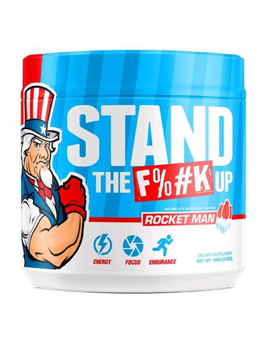 STAND THE F%*K UP - ExtremeNutritionSA