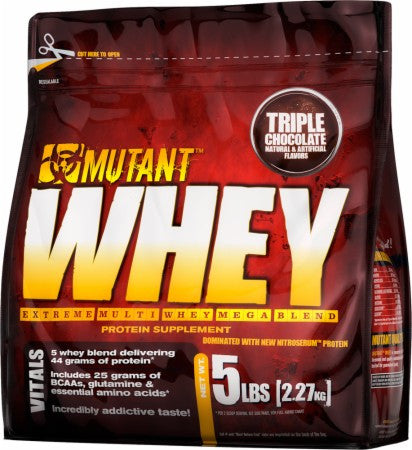 Mutant Whey 2.27kg - ExtremeNutritionSA