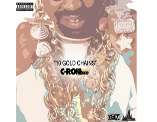 C-Ro Del-Fresco - 10 Gold Chains