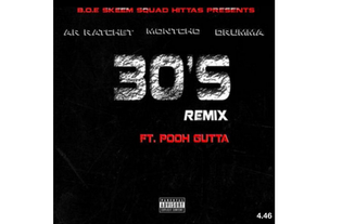 B.O.E Gang ft. Pooh Gutta - 30's Remix