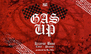 Krayzie Bone ft. Caine & Pozition - Gas Up (Prod. Wes Nile)