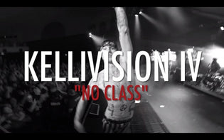 Machine Gun Kelly - KellyVision IV: No Class (Video)