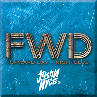 FWD Episode 14 (Mixed by Justin Nyce)