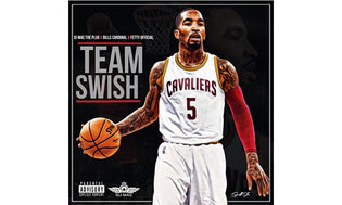 DJ Mac The Plug ft. Bills Cardinal - Team Swish (prod. Fetty Official)