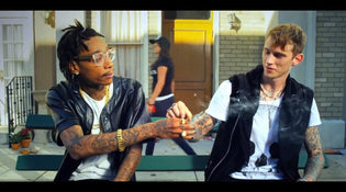 Machine Gun Kelly ft. Wiz Khalifa - Mind Of A Stoner (Video)
