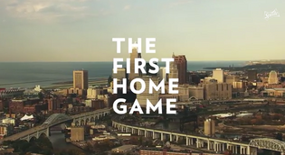 "LeBron James - ""First Home Game"" (Presented By Sprite)"