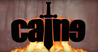Caine - Troubled Child (Lyric Video)