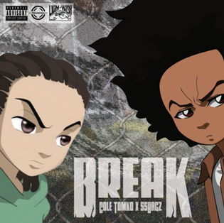Cole Tomko ft. 55Bagz - Break