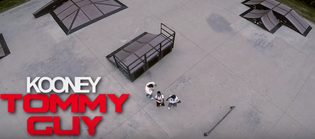 KOONEY - TOMMY GUY (Video)