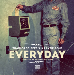TraplorDD Beez ft. Krayzie Bone - Everyday