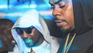 Young Jeezy performs in Cleveland & celebrates DJ Ace's birthday
