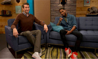 "Kid Cudi Takes Over As Band Leader On ""Comedy Bang Bang"""