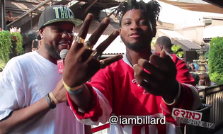 Billard Interview w/ Grind N Shine TV (Video)