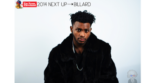Cleveland's Next Up: Billard (2014 Recap)