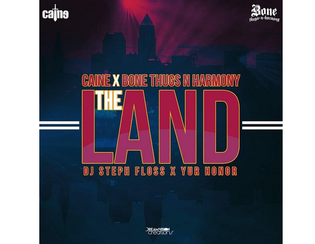 Caine x Bone Thugs N Harmony - The Land ft. Dj Steph Floss & Yur Honor
