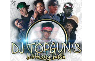 DJ Top Gun's Birthday Bash (July 31st @ The Symposium)