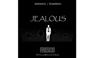 C-Ro De-Fresco - Jealous Man