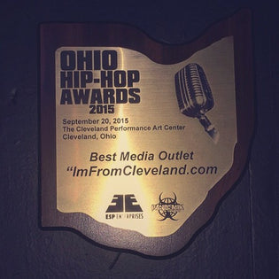 im_from_cleveland_ohio_hip_hop_award